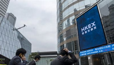 China stocks lead losses in Asia-Pacific; casino stocks in Hong Kong continue to slip