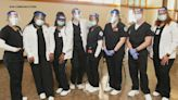 SIUE nursing students step up to help with COVID-19 Metro East vaccine clinics
