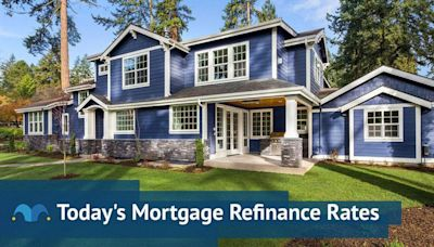 Current Mortgage Refinance Rates -- April 22, 2021: Rates Tick Down