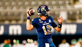 FIU has no plans to replace its starting quarterback against Marshall