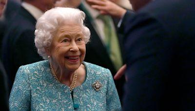 Queen Elizabeth II back at castle following hospital visit