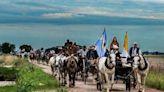La Cabalgata por la Fe y la Unión de los Pueblos, emprende un nuevo recorrido por la región