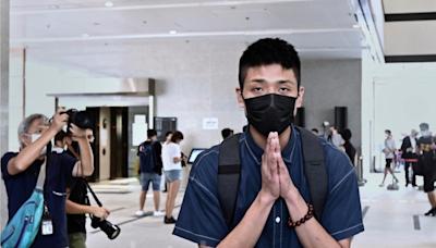 鄒家成FB:監牢易令人胡思亂想 即便孤獨仍要發奮