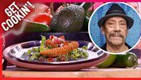 How To Make Danny Trejo's Fried Avocado Tacos