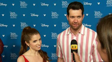 Anna Kendrick and Billy Eichner Dish on 'Noelle,' Disney+'s Holiday Movie (Exclusive)