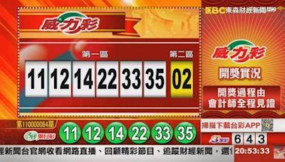 10/21 頭獎6億威力彩、雙贏彩、今彩539 開獎囉!