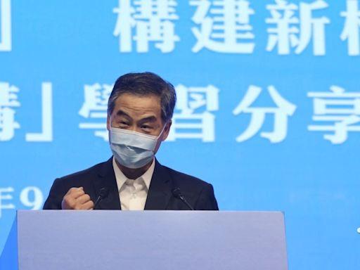 【房屋發展】再做特首如何解決房屋問題? 梁振英:增加供應 - 香港經濟日報 - TOPick - 新聞 - 政治