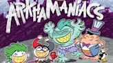 Streamwood author Art Baltazar's work, including new 'ArkhaManiacs,' comes from a lifetime of comics reading and drawing