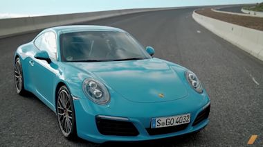 Porsche 911 991.2 Up Volcano Mountain - TEST/DRIVE