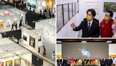 跨界創新!ART TAIPEI 2021開幕 公益深化展會意義