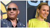 Today's famous birthdays list for July 18, 2021 includes celebrities Vin Diesel, Kristen Bell