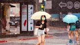 嘉義以南5縣市大雨特報 台東花蓮恐飆38度極端高溫