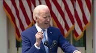 President Joe Biden issues executive order to reduce gun violence in the U.S.