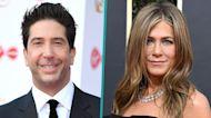 David Schwimmer's Rep Shuts Down Jennifer Aniston Romance Speculation