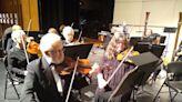 Waukegan Symphony says goodbye to concertmaster in season opener