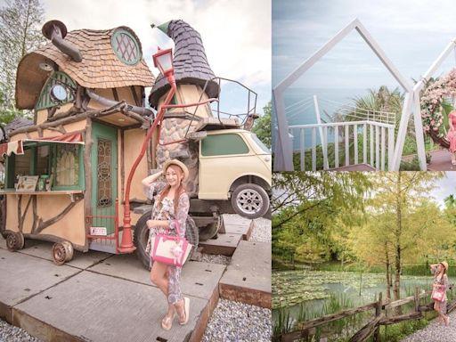 「望海盪鞦韆、台版宮崎駿小屋」洗版IG!花蓮 4 個私房景點拍到不想回家 - 玩咖Playing - 自由電子報