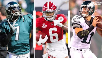 DeVonta Smith and the Eagles' long history of Heisman Trophy finalists