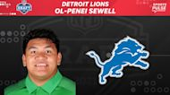 Detroit Lions pick Penei Sewell at No. 7. Here is what they're getting.