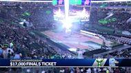 Bucks fans 'sticker shocked' at Game 3 seat prices