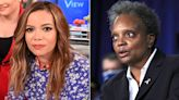 'The View' co-host Sunny Hostin scolds Chicago's Lightfoot for 'flouting' mask mandates
