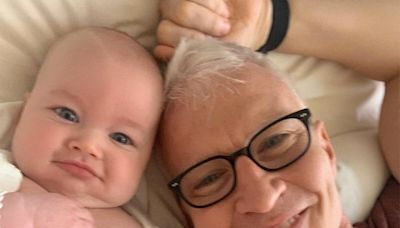 Anderson Cooper's First Birthday Tribute to His Son Wyatt Will Melt Your Heart