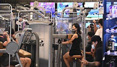 防疫措施延長至9月29日 放寬健身室4人以上小組或課堂距離限制