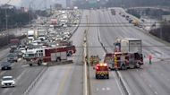 At Least 5 Dead In Massive Car Pileup In Texas