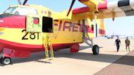 Jet fuel shortage is hampering aerial firefighting efforts in Montana