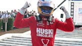 Marcus Ericsson grabs first IndyCar win after Will Power's car overheats in Detroit GP