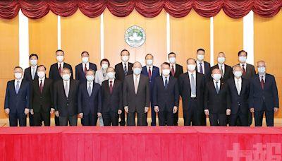 中華總商會拜會行政長官 就明年度《施政報告》提八項意見