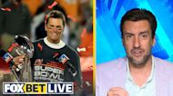 Clay Travis won't bet on Tom Brady, Bucs to repeat as Super Bowl Champs | FOX BET LIVE