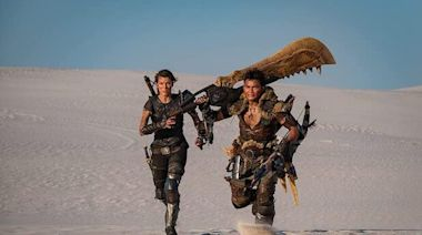'Monster Hunter' Trailer: Milla Jovovich Fends Off Gigantic Dragons With Fire Swords (Video)