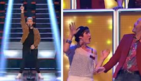 """Nervous Singer Stuns Judges With Confident """"Proud Mary"""" Cover, Has Everyone Dancing!"""
