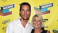 Watch Matthew McConaughey, Lea Michele & More Celebs' Moms Sweet Mother's Day Messages for Them