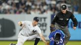 DJ LeMahieu returns to lineup as Yankees go for sweep in Boston