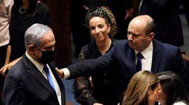 納坦雅胡時代宣告終結 以色列國會通過新聯合政府成立