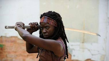 Danai Gurira is leaving The Walking Dead after seven seasons