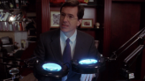There's a Law & Order: Criminal Intent episode about the Murder Among The Mormons case, and Stephen Colbert's in it