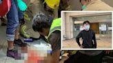 【死因研訊】義務急救員指為周梓樂檢查發現肋骨有「凸缺感」