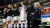 U.S. Soccer repeals policy requiring players to stand during anthem
