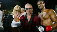 The True Story of the Night Hugh Hefner Hosted a Boxing Match at the Playboy Mansion