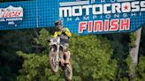Zach Osborne scores his first Pro Motocross 450 win at Loretta Lynn's