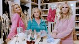 Kathy Hilton Gives Look Inside Her Amazing Closet With Paris & Nicky
