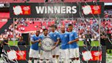 Man City's Community Shield Kit To Take On Leicester City Revealed