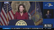 Gov. Hochul Gives Latest COVID Update In New York