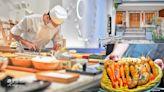 台中米其林餐盤推薦~精明商圈無菜單日本料理,巷弄內的精緻小店!