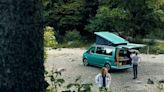 家族中階車型到位 VW T6.1 California Coast