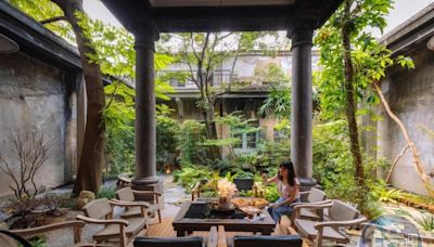 【1920老台北之旅2】「郭董」豪宅變身「AKA café」 預約一杯大稻埕的黃金歲月
