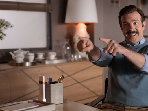 Jason Sudeikis and his Ted Lasso costars on making the feel-good TV hit of 2020