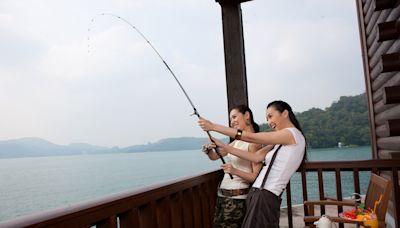 來日月潭享受獨家湖景釣魚房! 力麗儷山林推SUP好好玩住房專案